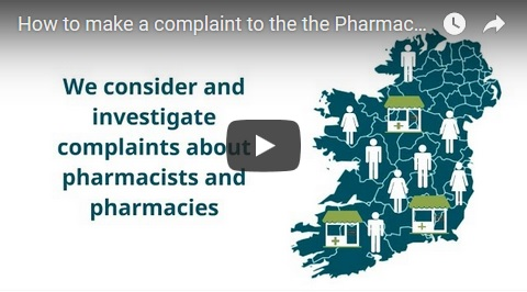 Video- how to make a complaint to the PSI
