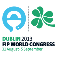 FIP World Congress Dublin 2013 logo