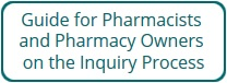 Guide for pharmacists and pharmacy owners