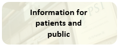 Read information for patients on COVID-19