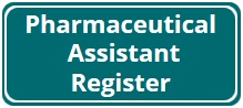Changes to the Pharmaceutical Assistant Register