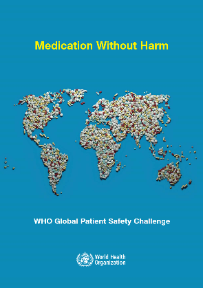 WHO Medication Without Harm Brouchure