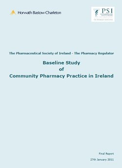 This study provides a review of community pharmacy practice in Ireland and  compares it to international practice 92a5301f8