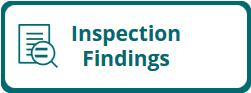 PSI inspection findings