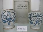 Delftware Storage Jars